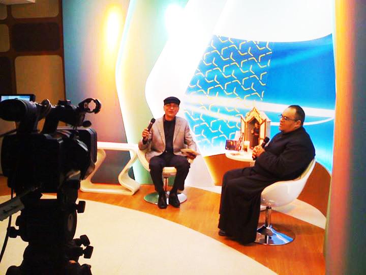 Programa Devoto de Frei Galvão - TV Gazeta