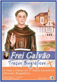 Livro Traços Biográficos de Frei Galvão