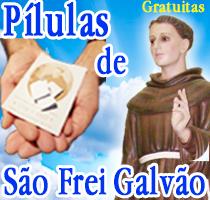 Pílulas de São Frei Galvão